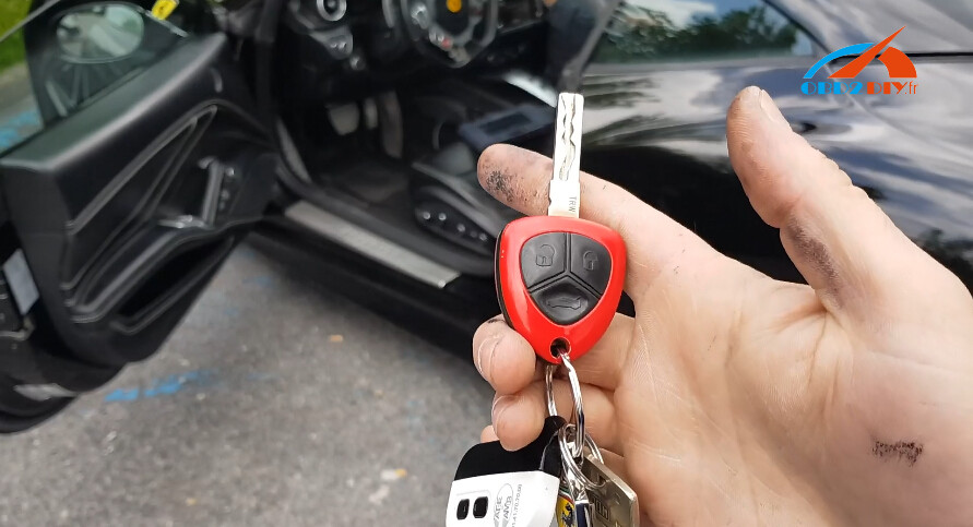 lonsdor-k518-Ferrari-458-remote-program-9